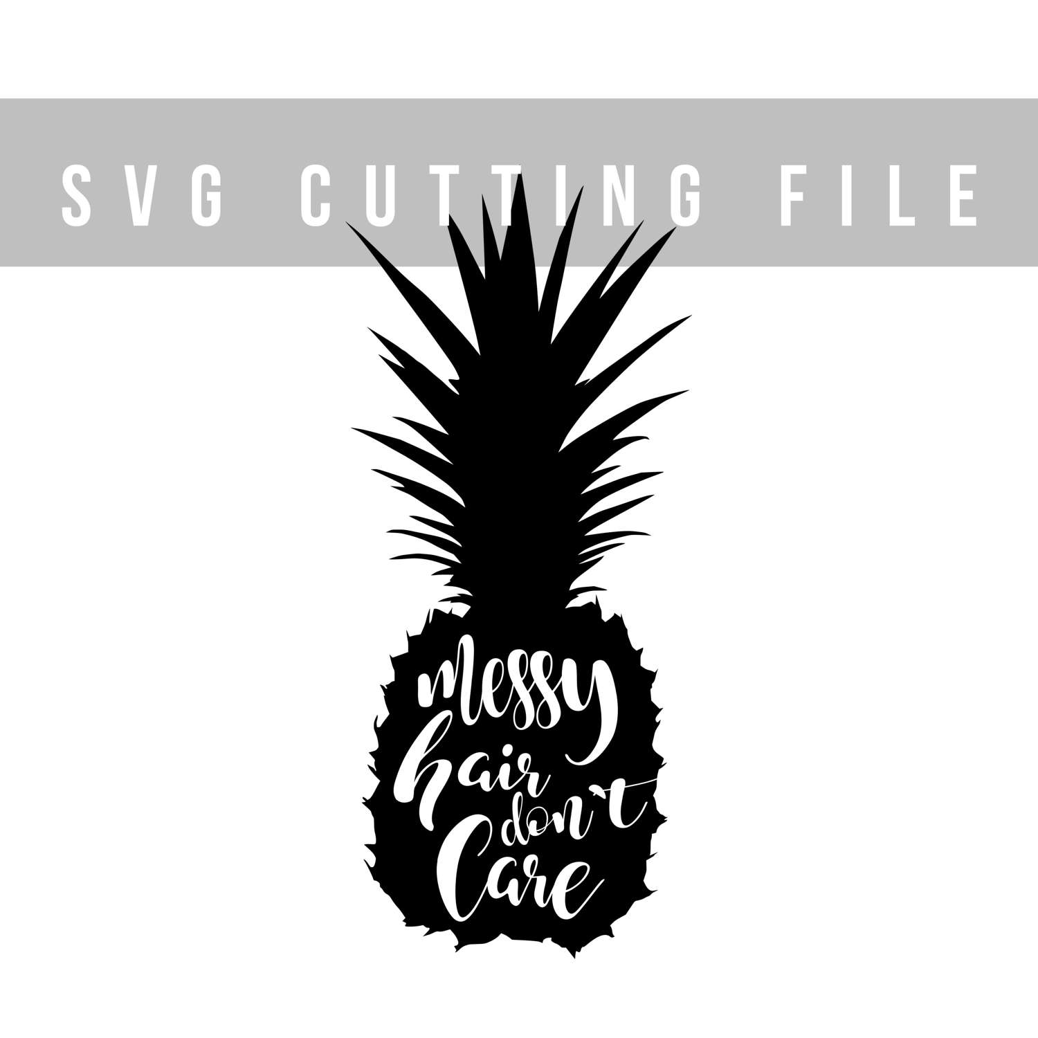 White Hair svg #14, Download drawings