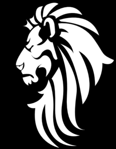 White Lion clipart #13, Download drawings