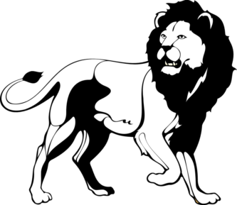 White Lion clipart #7, Download drawings