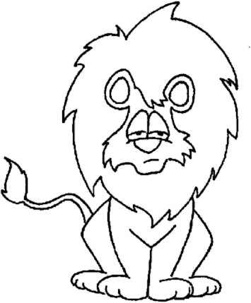 White Lion clipart #18, Download drawings