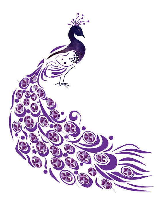 White Peafowl svg #8, Download drawings