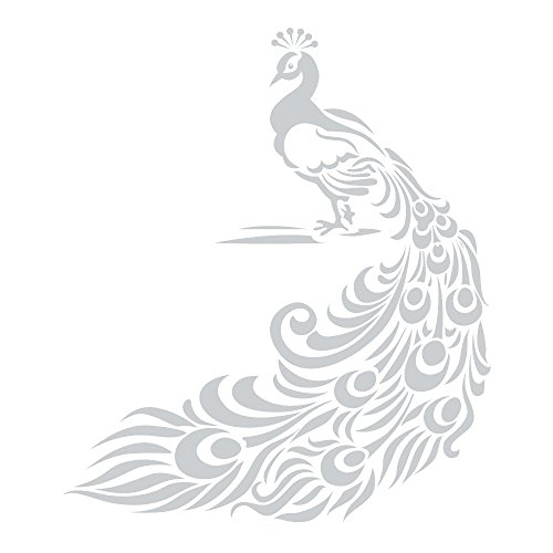 White Peafowl svg #12, Download drawings
