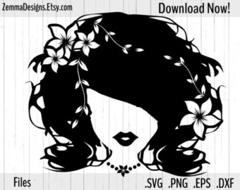 White Rain Lily svg #5, Download drawings
