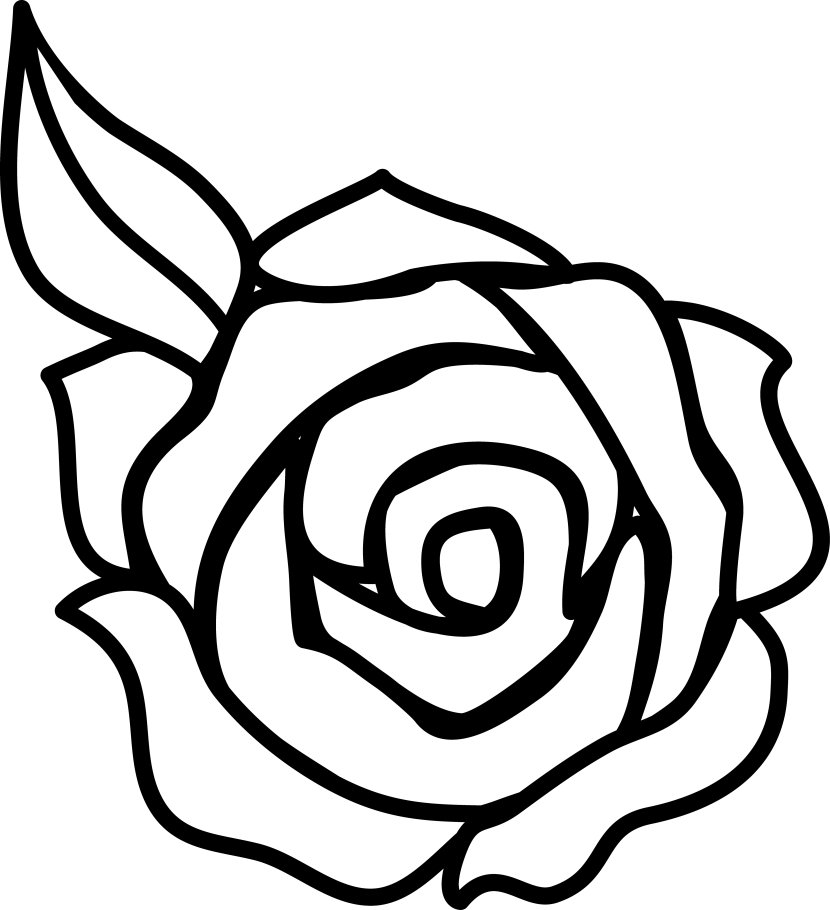 White Rose clipart #12, Download drawings