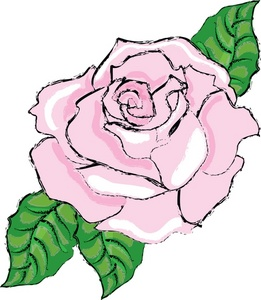 White Rose clipart #4, Download drawings