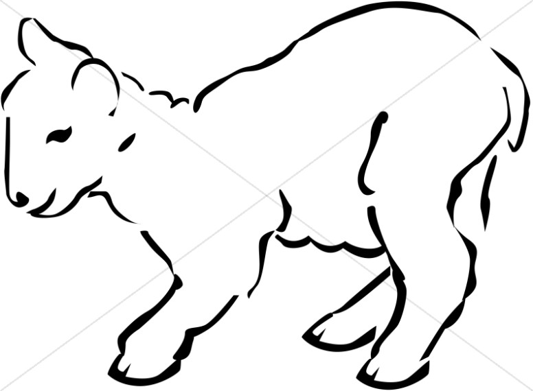 White Shepherd clipart #7, Download drawings