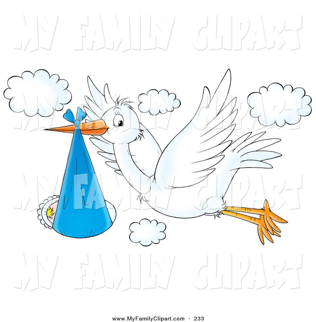 White Stork clipart #2, Download drawings