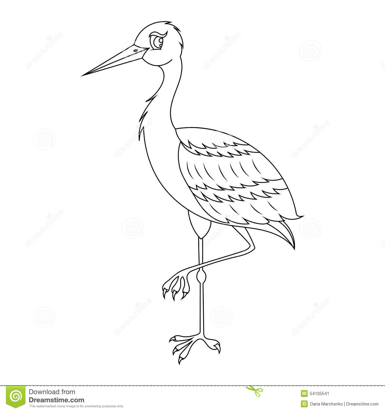 White Stork clipart #16, Download drawings