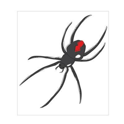 White Tail Spider clipart #7, Download drawings