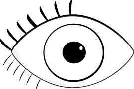 White-eye clipart #16, Download drawings