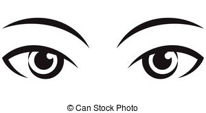 Eyes clipart #2, Download drawings