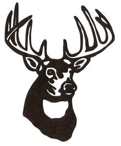 White-tailed Deer clipart #5, Download drawings