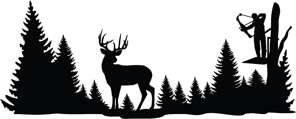 White-tailed Deer svg #7, Download drawings