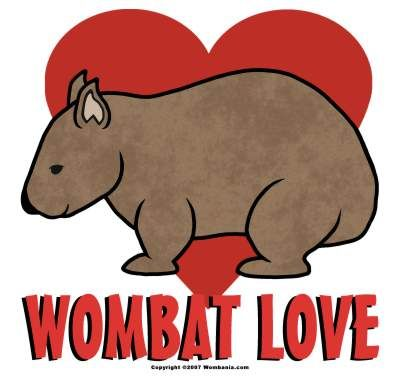 Whopping Wombat clipart #5, Download drawings