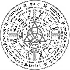 Wiccan coloring #5, Download drawings