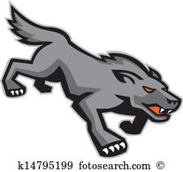 Wild Dog clipart #6, Download drawings