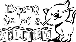 Wildcat coloring #19, Download drawings