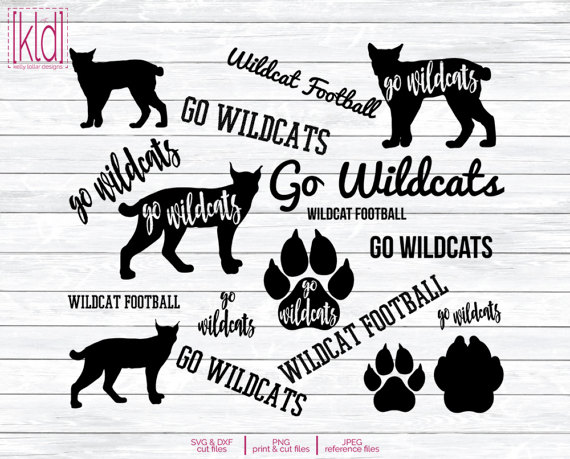 Wildcat svg #16, Download drawings