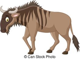 Wildebeest clipart #19, Download drawings