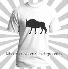 Wildebeest svg #14, Download drawings