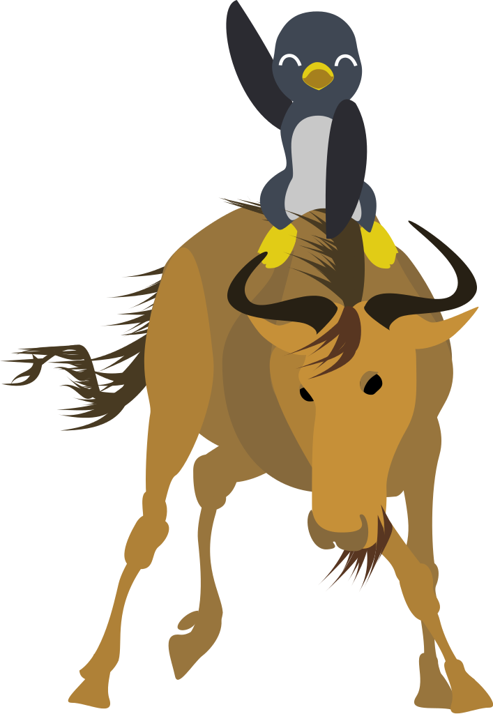 Wildebeest svg #10, Download drawings