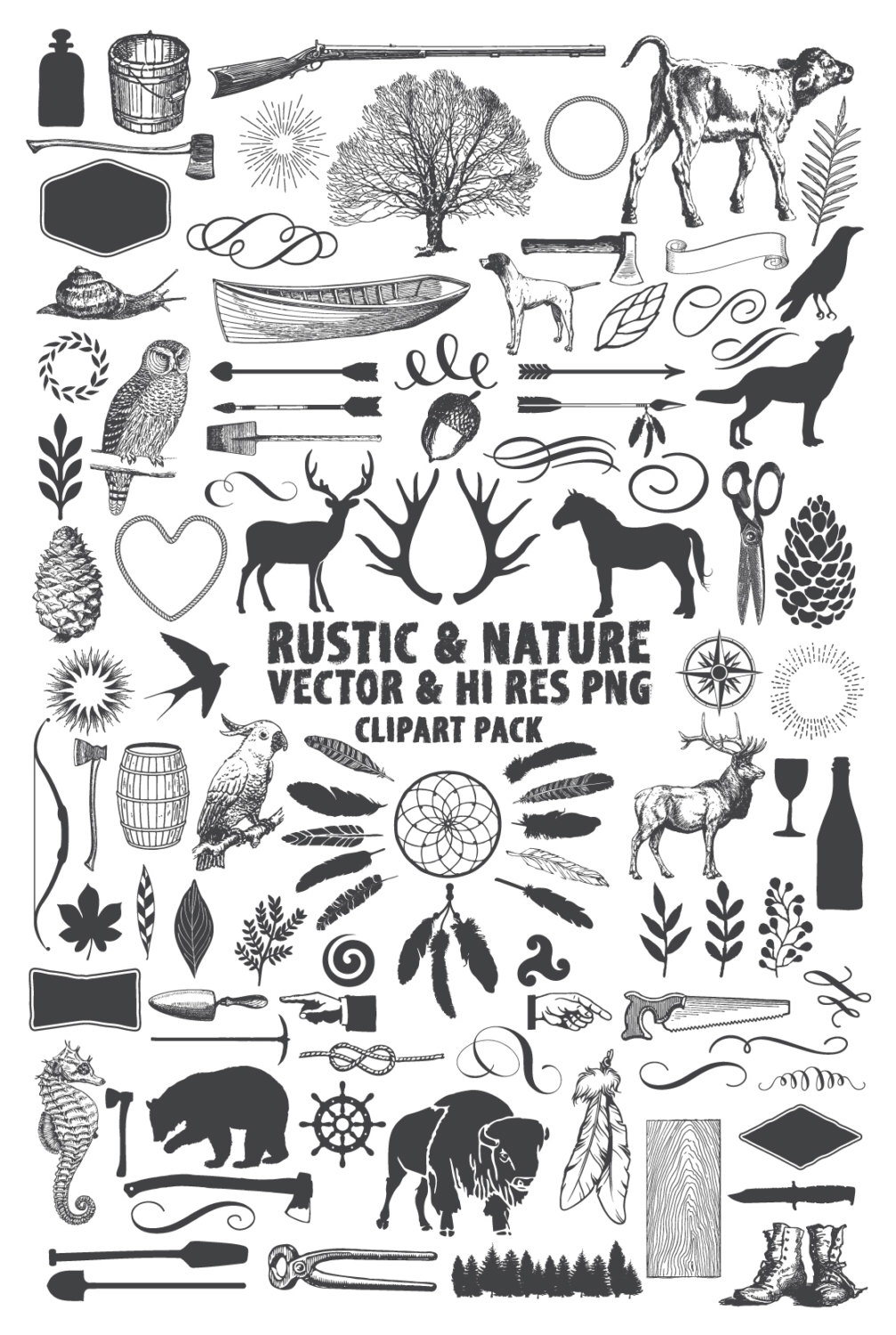 Wilderness clipart #2, Download drawings