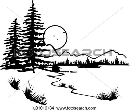 Wilderness clipart #18, Download drawings