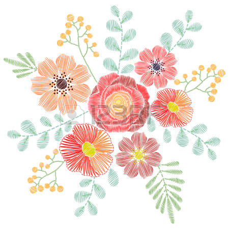 Wildflower clipart #14, Download drawings