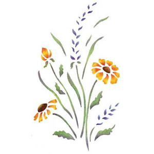 Wildflower clipart #17, Download drawings