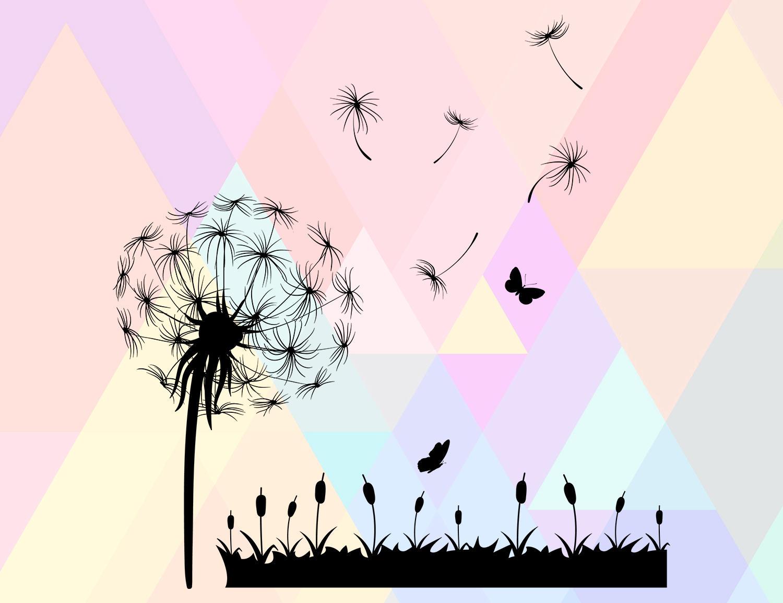 Wildflower svg #11, Download drawings