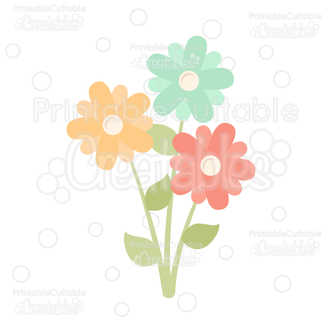 free svg flower #251, Download drawings