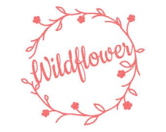 Wildflower svg #16, Download drawings