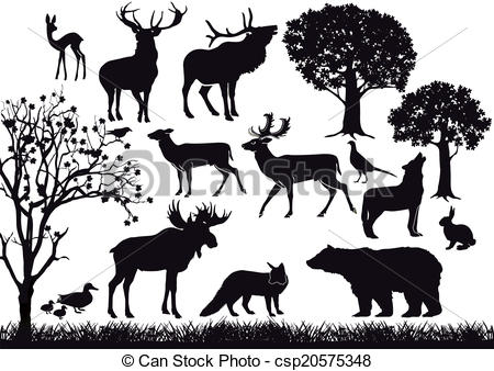 Wildlife clipart #9, Download drawings