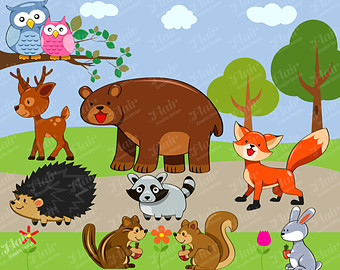 Wildlife clipart #13, Download drawings