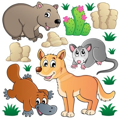 Wildlife clipart #7, Download drawings