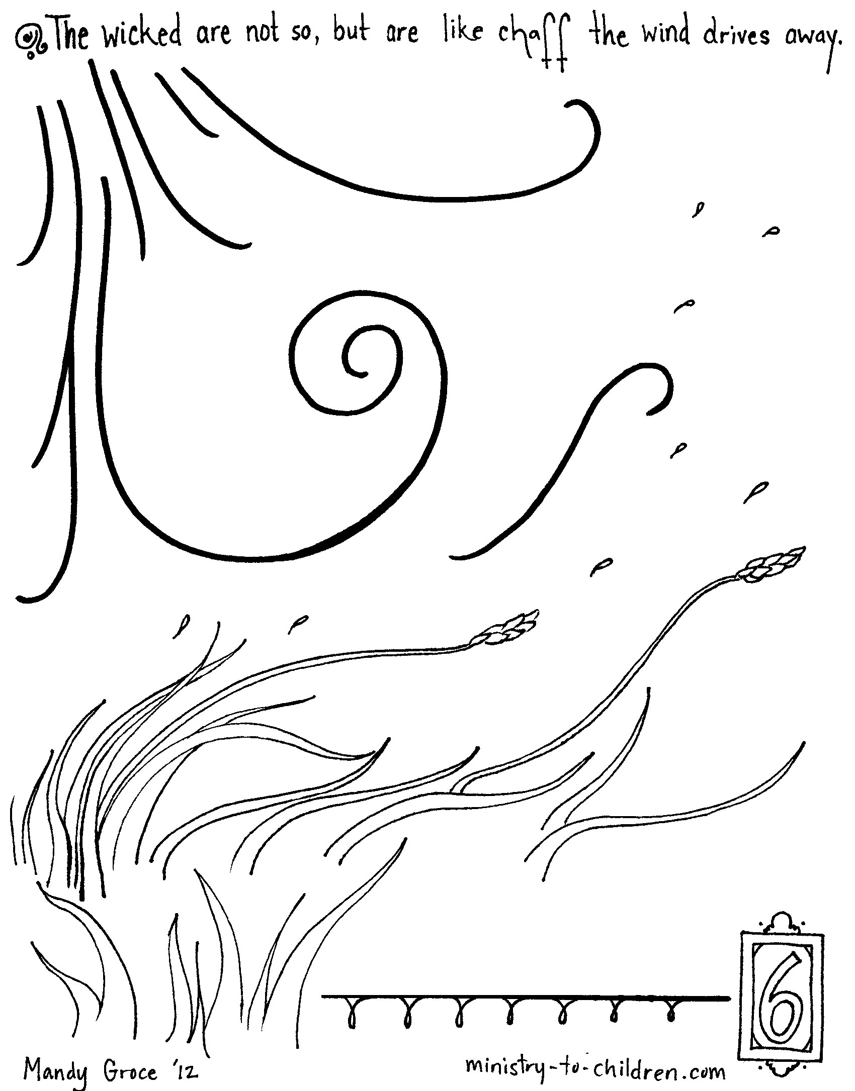 Wind coloring #16, Download drawings
