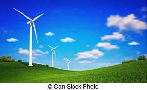 Wind Turbine clipart #12, Download drawings