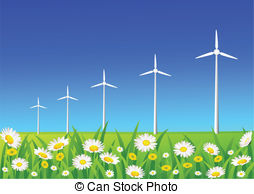 Wind Turbine clipart #4, Download drawings