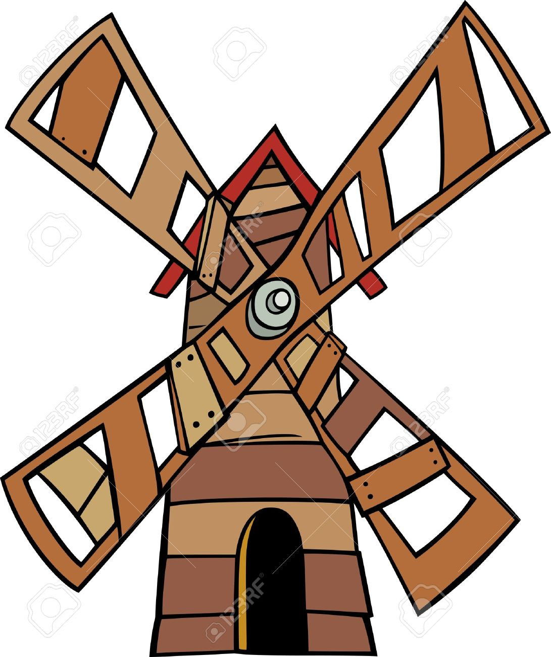 Windmill clipart #12, Download drawings
