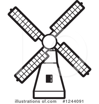 Windmill clipart #10, Download drawings