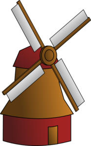 Windmill clipart #18, Download drawings