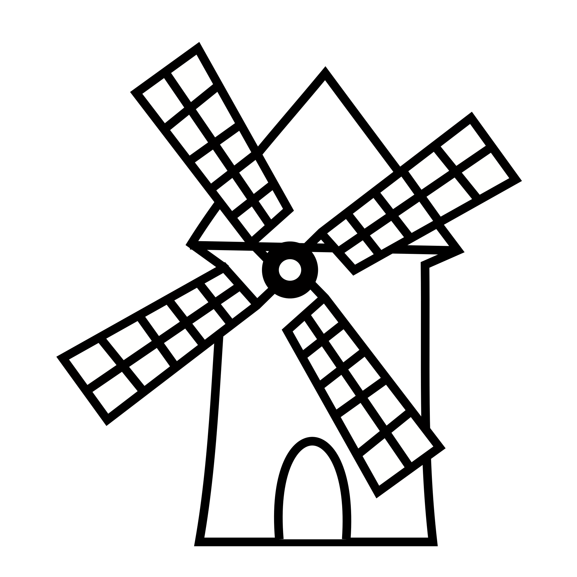 Windmill svg #443, Download drawings