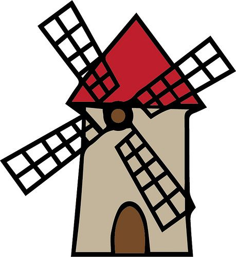 Windmill svg #688, Download drawings
