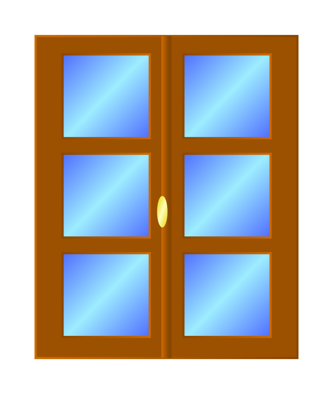 Window clipart #4, Download drawings