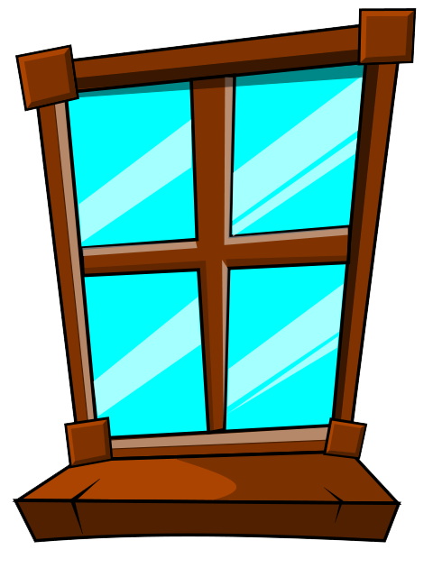 Windows clipart #20, Download drawings