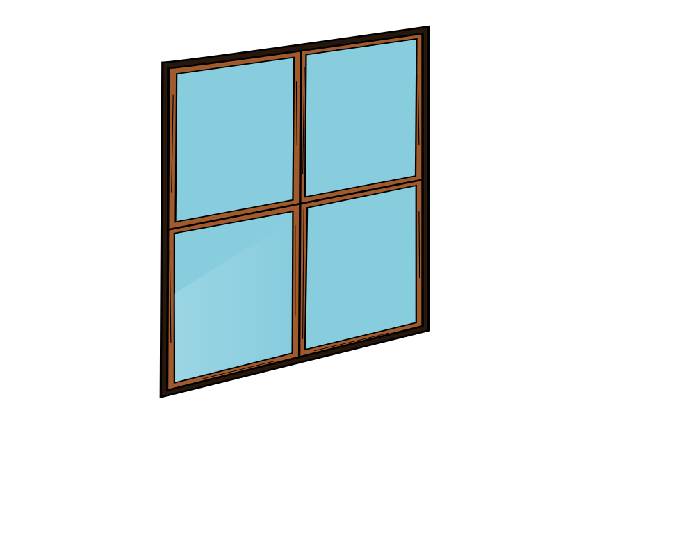 Window clipart #1, Download drawings