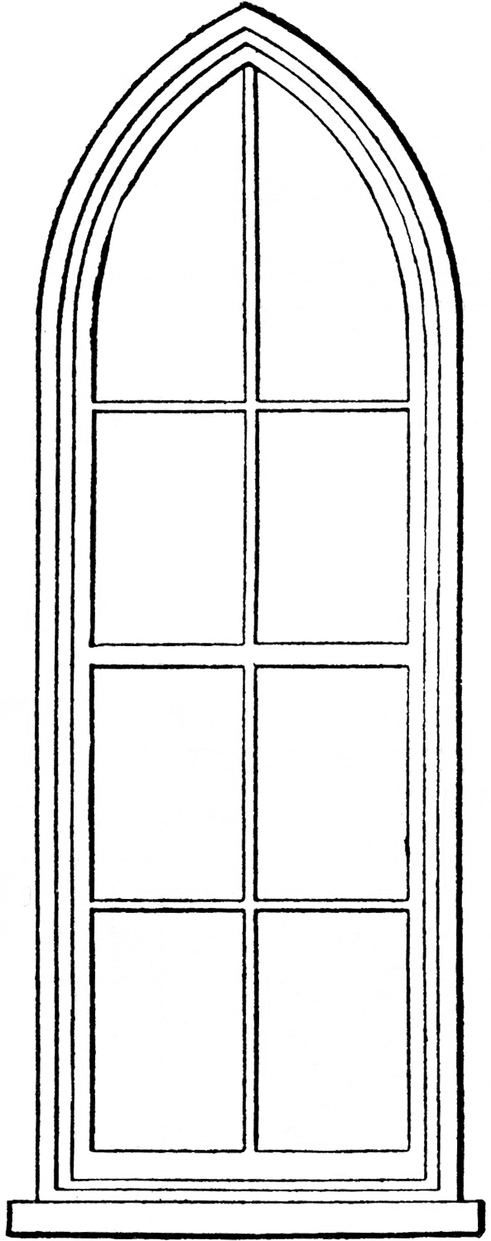 Windows clipart #6, Download drawings