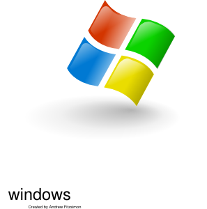 Windows 7 clipart #9, Download drawings