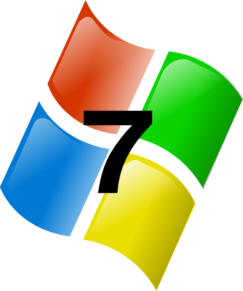 Windows 7 clipart #12, Download drawings