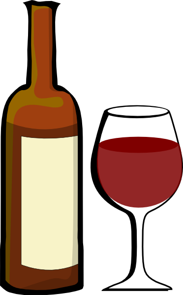 Wine clipart #1, Download drawings